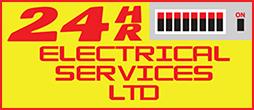 24hr Electrical Services Ltd Logo