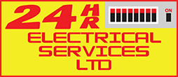24hr Electrical Services Ltd Logo